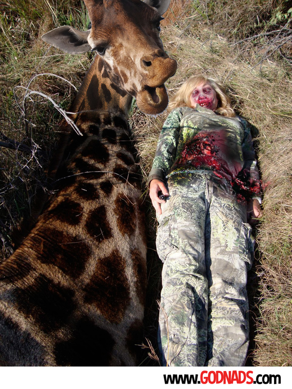 Rebecca Francis animal and giraffe killer dead